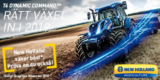 CNH Industrial Danmark A/S, NewHolland