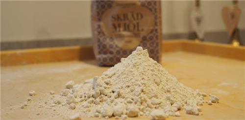 Värmländskt skrädmjöl får ny kvalitetsstämpel